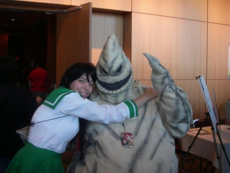 Realms Con 2012- I LOVE OOGIE BOOGIE by Kabuki-Sohma