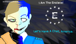 Let's Have A Chat, My Dear America. (Fallout 3) by DrDiscordedWhooves
