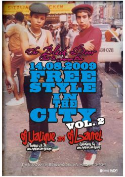 Freestyle in the city vol.2 by g100f