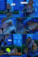 Anna and Hans 1 comic page by SerisaBibi