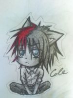 Chibi Cole cx by XxEternity-of-LovexX