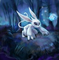 Ori and the blind forest by Intruder251