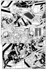 Kino #9 Inks, page 20 by Almayer