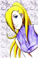 Ino - for Wings-chan by KikoBuntstift