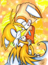 ::Tails x Cream by LilDude
