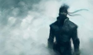 Metal Gear Solid: Solid Snake by Alex-Chow