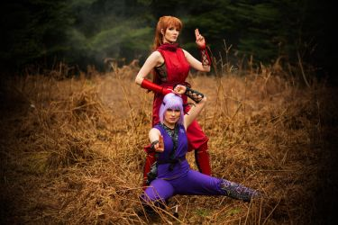 Fighting with you means that victory shall be ours by Rinaca-Cosplay