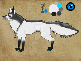 .Refsheet Cadex. by WhitehArts