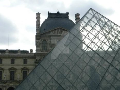 France, Louvre 2013 by agnomination