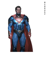 Rendres Superman1 by neokage2