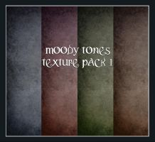 Moody Tones Texture Pack 1 by Inadesign-Stock