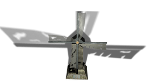Crooked windmill, v2 by Datasmurf