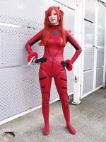 Asuka cosplay by XEmma321X