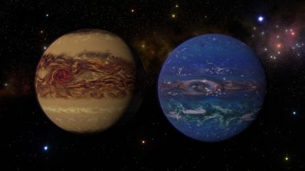 Gas Giants by Rich33584
