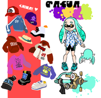 KID NOW SQUID NOW by Haruyou