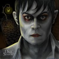 Barnabas Collins Dark Shadows by ahernandez10