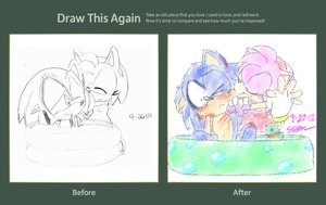 .:DrawThisAgain:. Disinfection by SEGAMew