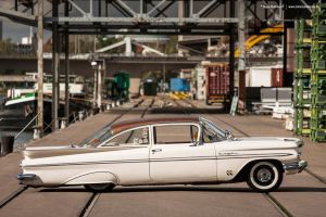 1959 Chevrolet Bel Air - Shot 1 by AmericanMuscle