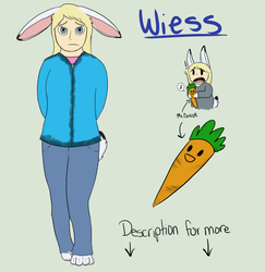 Wiess Reference by Spiritpie