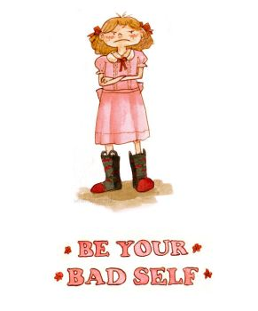 Be Your Bad Self by matildarose