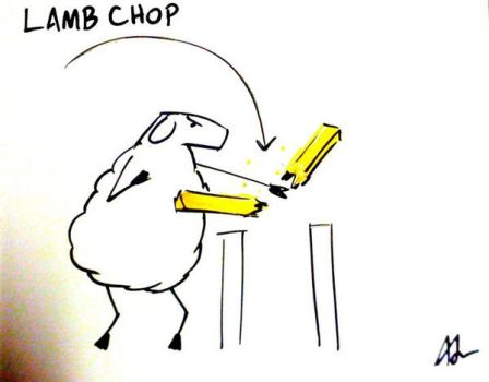 lamb chop by adamcloud