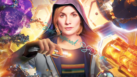 PSD no. 1 Ft. the 13th Doctor by feel-inspired