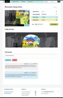 ArtofCustomize Upload page by TomGrooby