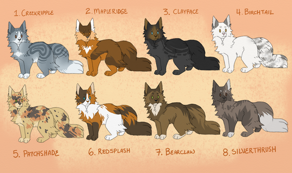 Adopts: Paypal OR Points by DoctorCritical