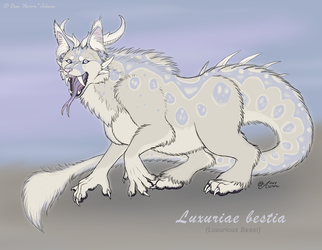 Nomster by AuroraWolf