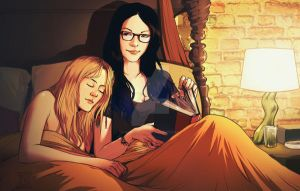 Vauseman - Bed Time by Afterlaughs