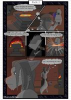 Of Beasts and Men - Prologue - Page 2 by RearmedDreamer