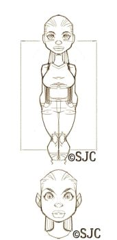 Jayney in vest Sm1.0 by scamble