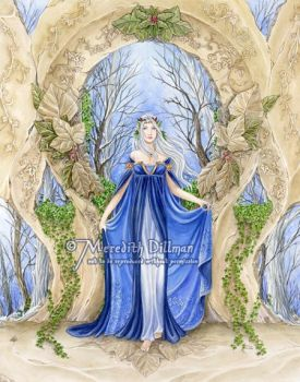 Lady of the Ivy Gate by MeredithDillman