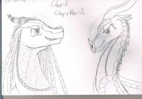 Wings Of Fire Shipping page 3 Claril by NothinButTrash
