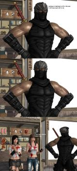 Request: new characters for Ninja Gaiden by Dante-564