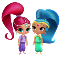 Shimmer and Shine [Season 1] - Shimmer and Shine by FigyaLova
