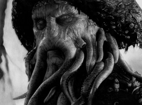 Davy Jones by Stanbos