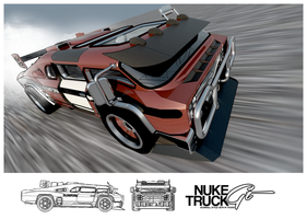 Nuke Truck GT by Pixel-pencil