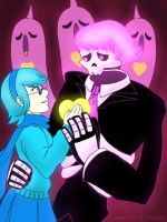 Mystery Skulls - Ghost by PhyroNite