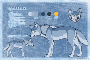 Mystery Reference Sheet by SpitfiresOnIce