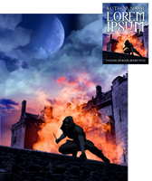 Thief of Souls Premade Book Cover by Viergacht