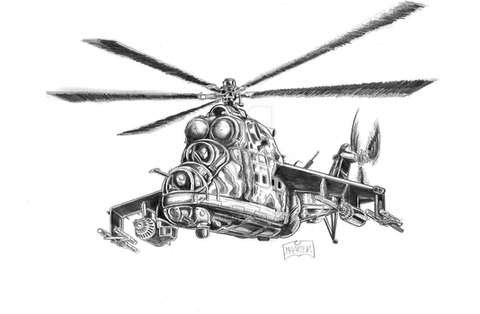 MI24-Hind by Xpendable