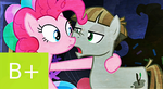 MLP FiM: S8 E3: Maud Pie Gets a BOYFRIEND Review by Cuddlepug