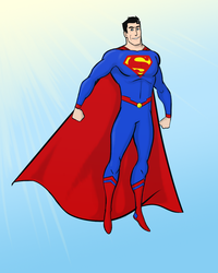 Supes Resdesign by Salman64
