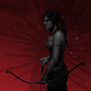 Tomb Raider by PeeT10