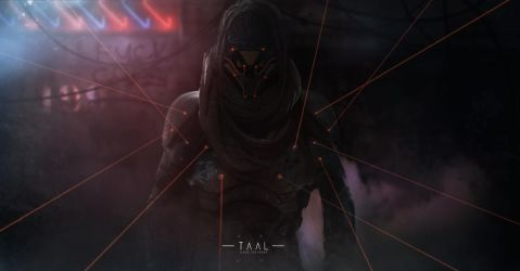 TAAL by jamesdesign1
