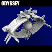 Project Odysseus 3D model download by JamesMargerum