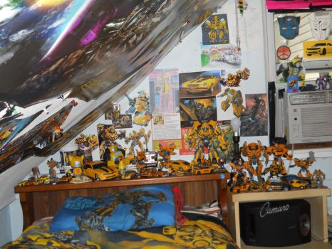 Update on Bumblebee Collection by SpeedyDaMechanic