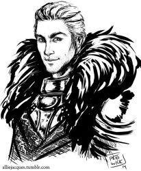 Commander Cullen by AllieJacques