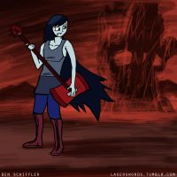 Marceline! by laserswords